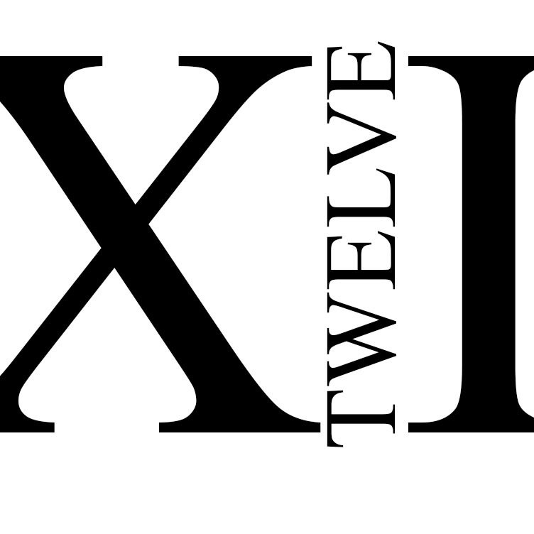 xii magazine 12watchmagazine twitter rh twitter com xii number xiii roman numerals
