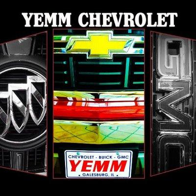 Yemm Chevrolet Inc. (@YemmAutoGroup) | Twitter