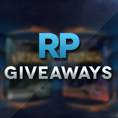 Rp giveaway