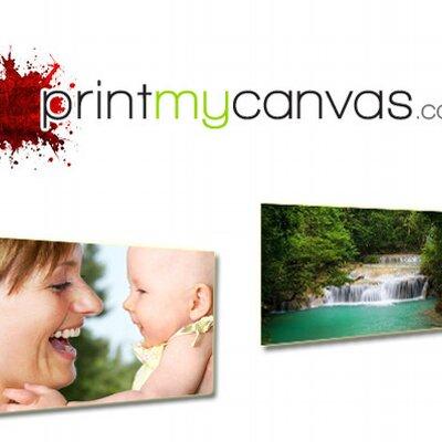 print my canvas printmycanvas twitter