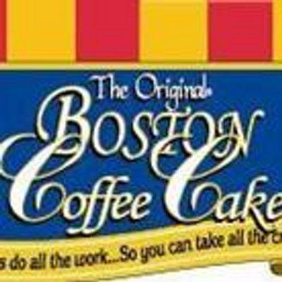 Boston Coffee Cake bostoncoffecake Twitter