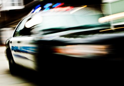 Image result for police car lights meme
