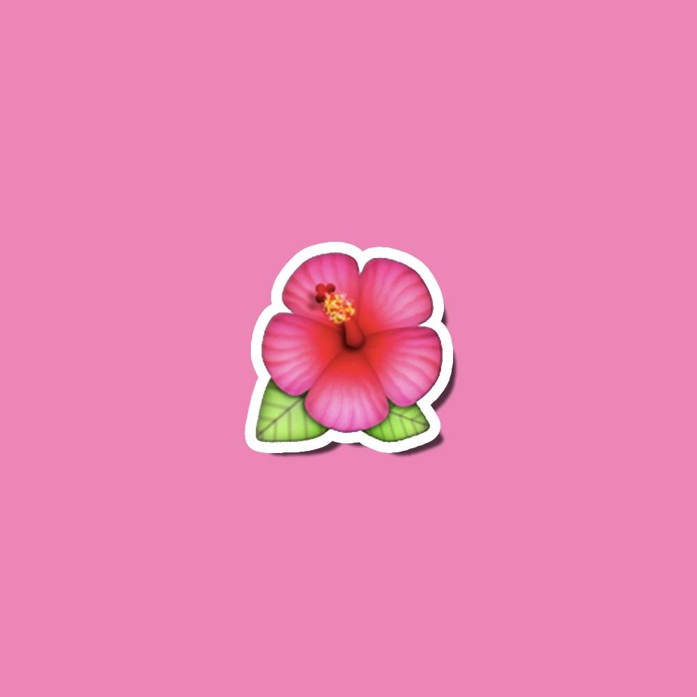 Flower emoji floweremoji twitter flower emoji mightylinksfo