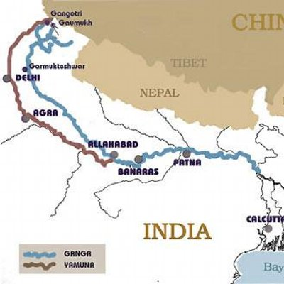 High Quality River Ganga (Ganges)