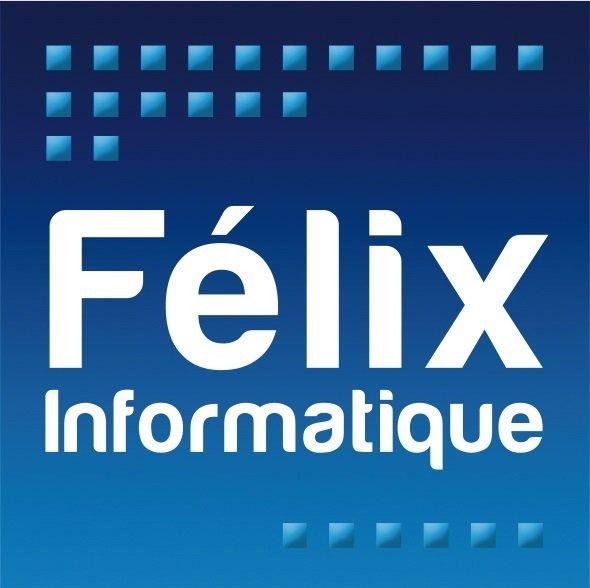 """Résultat de recherche d'images pour """"Félix informatique logo"""""""