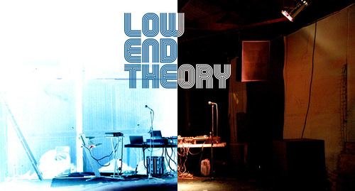 Low End Theory Social Profile