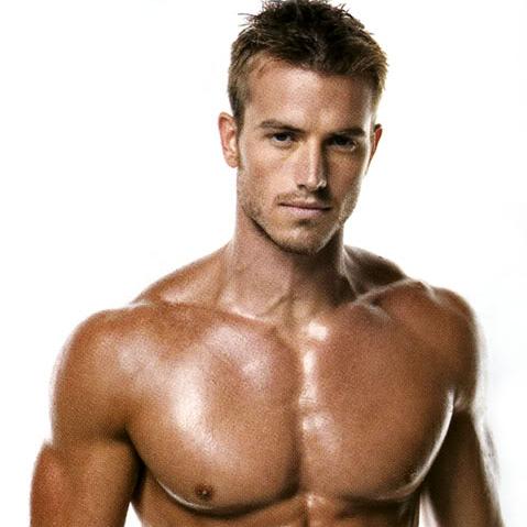 男の筋肉は美しい
