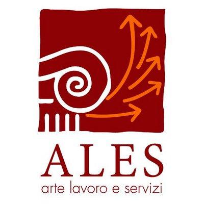 Risultati immagini per ales arte lavoro e servizi logo