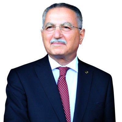 Ekmeleddin İhsanoğlu Twitter Profile Pic