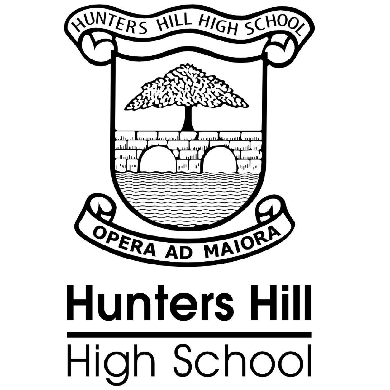 pretty nice baaa4 55017 Hunters Hill High on Twitter: