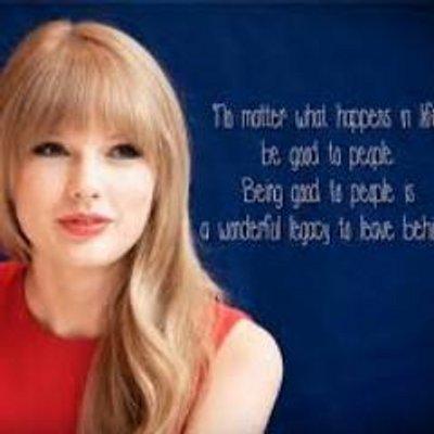Taylor Swift Lyrics (@bestotyler) | Twitter