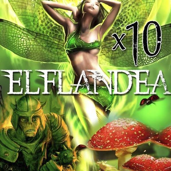 Elflandea 1 Part 2: The Staff of Aeridrane