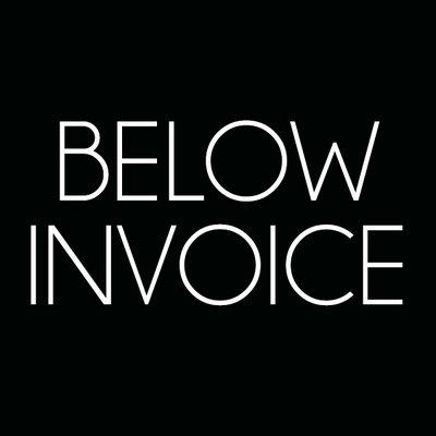 Below Invoice BelowInvoice Twitter - Below invoice