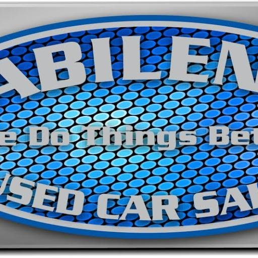 Abilene Used Cars (@abilenecarsales)