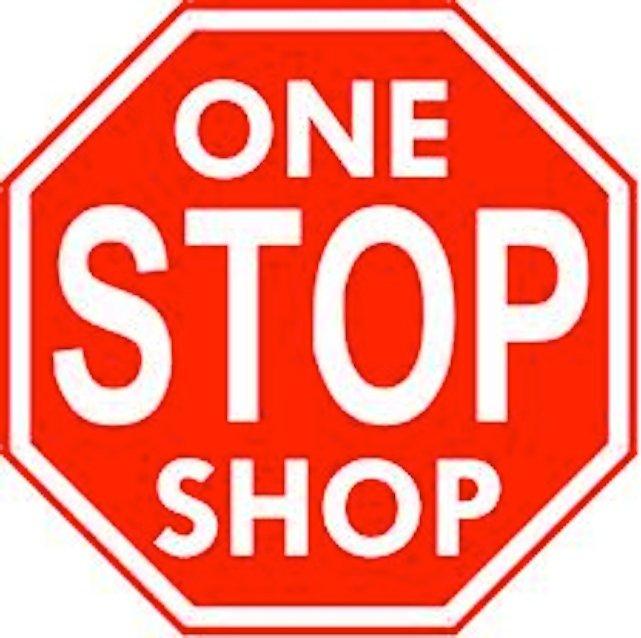 a one stop shop essay