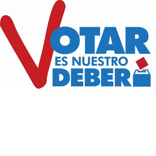 VotarEsNuestroDeber