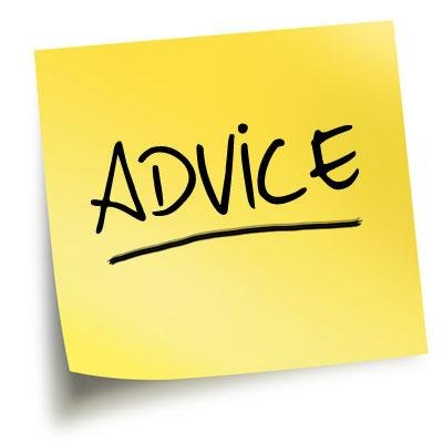 advice postit note