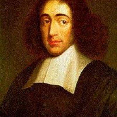Baruch De Spinoza At Officialspinoza Twitter