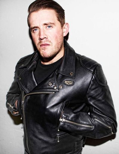Jamie Cook  - 2018 Dark brown hair & bangs hair style.