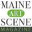 Maine Art Scene MAG.