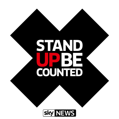 Stand Up Be Counted (@SkySUBC) Twitter profile photo