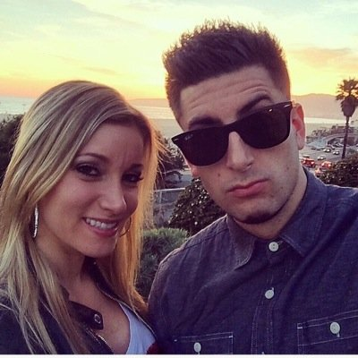 Top vloggers Jesse and Jeana from BFvsGF