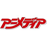 アニメディア編集部@8月号Wカバー、劇場版うたの☆プリンスさまっ♪、新幹線変形ロボ シンカリオン