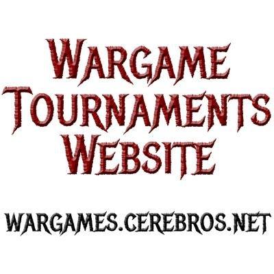 Wargame Tournaments