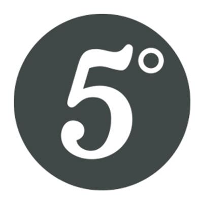 5 degrees branding 5degreesbrand twitter