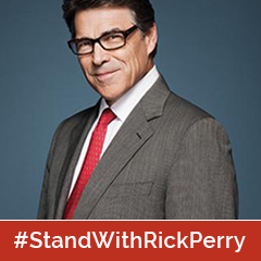 Team Rick Perry Social Profile