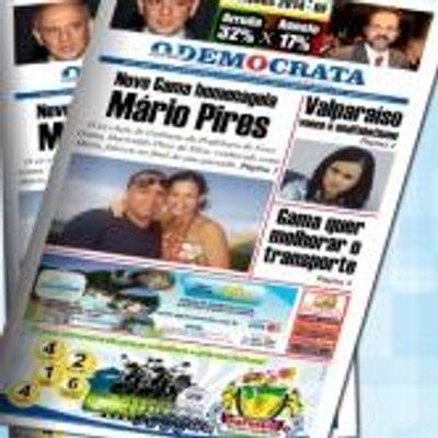 Jornal O Democrata (Nova Gama GO)
