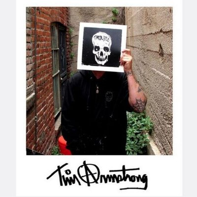 Twitter profile picture for Tim Armstrong