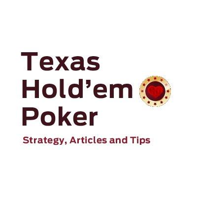 Texas holdem betting tips