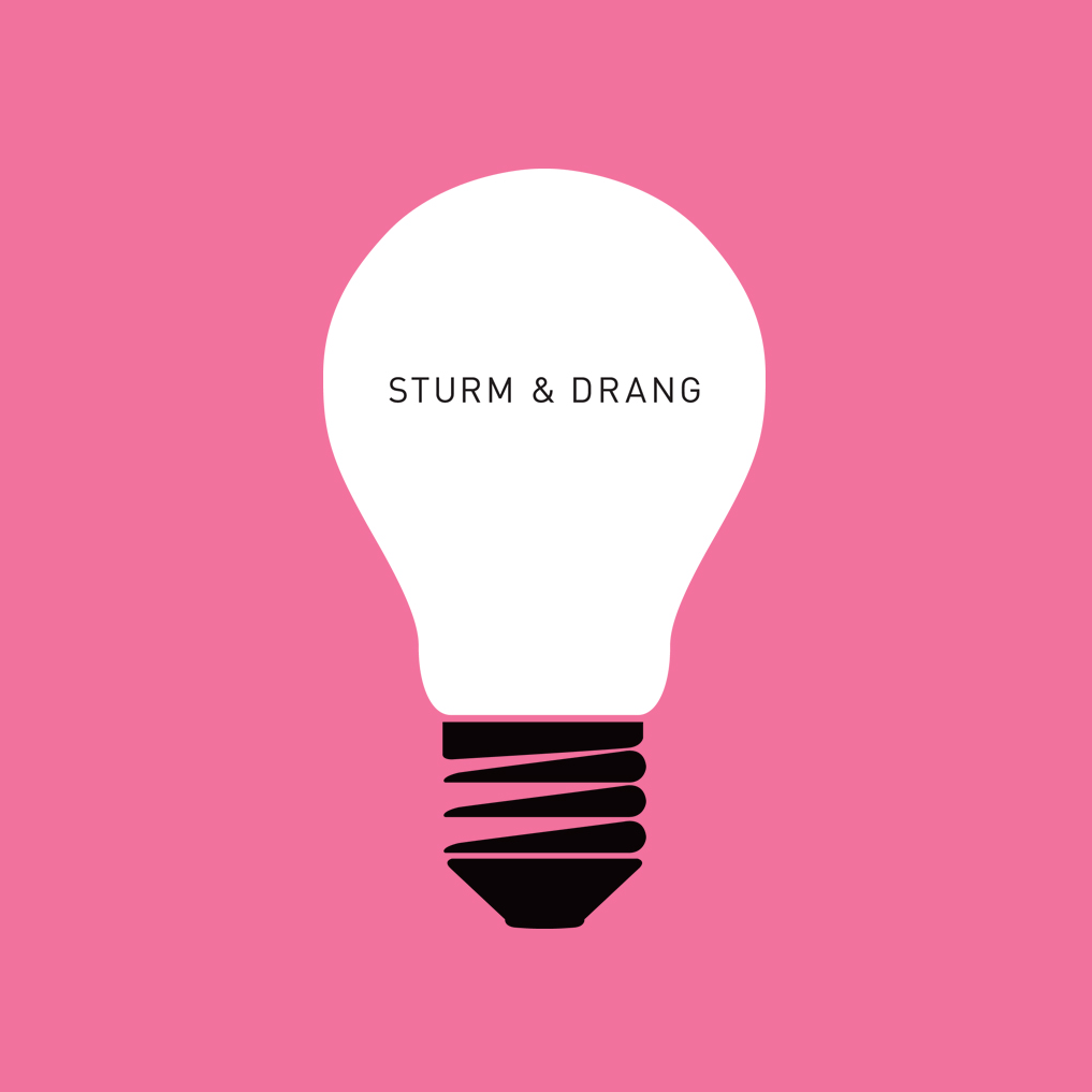 sturm und drang Sturm und drang refers to a set of values and a style of writing that arose in  germany in the second half of the eighteenth century, a particularly intense kind  of.