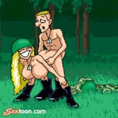 Nude sextoon animation video bbc