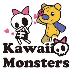 Kawaii Monsters