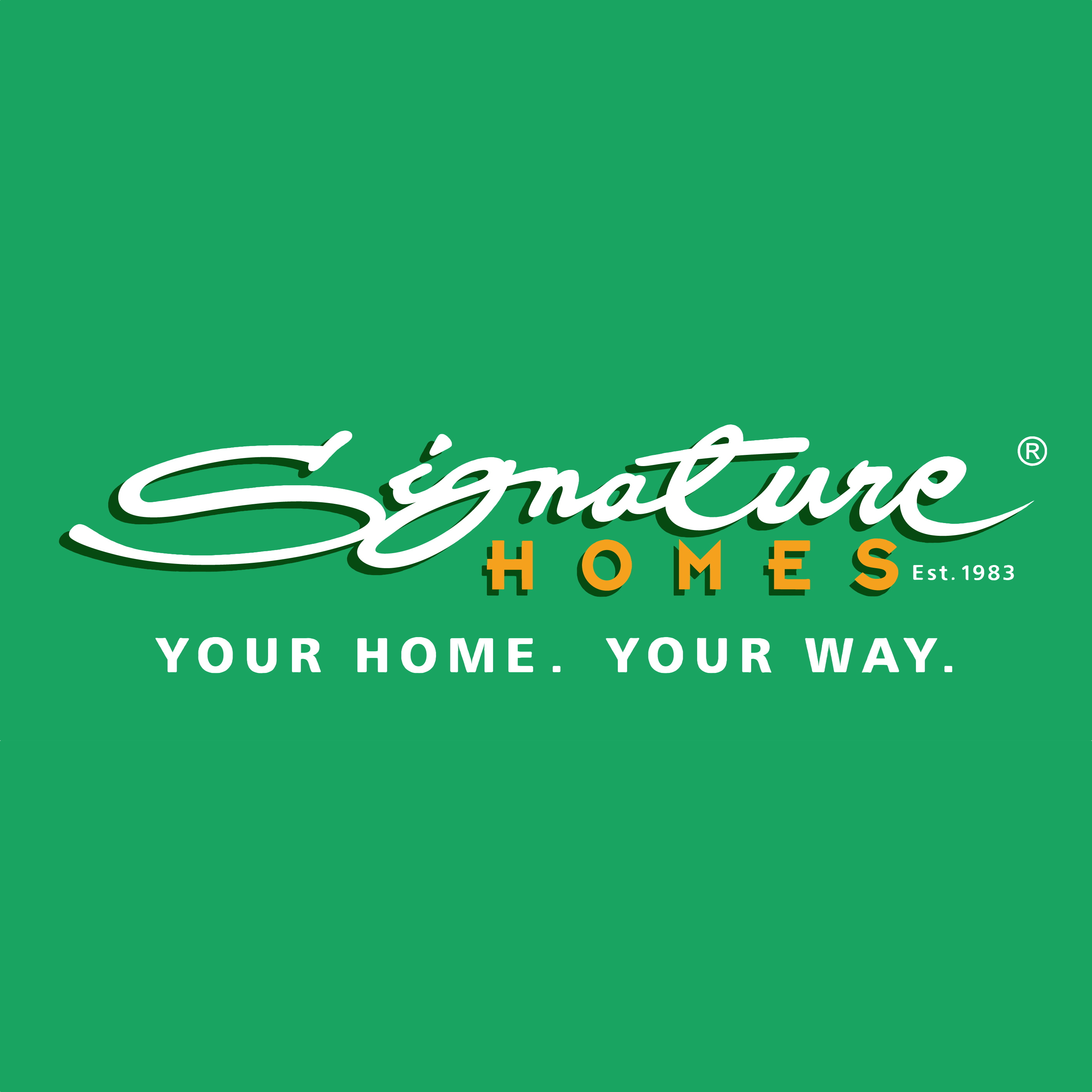 Signature homes signaturenz twitter for Sig homes