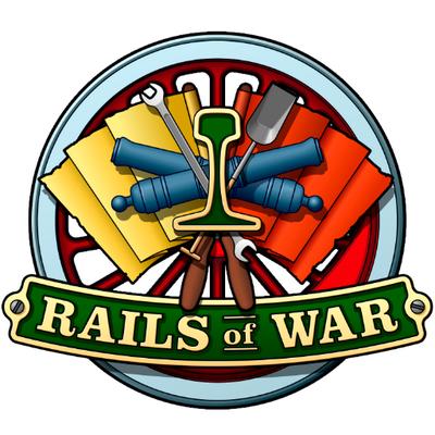 Rails of War on Twitter: