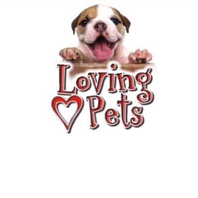 Loving Pets Europe (@LovingpetsUK) Twitter profile photo