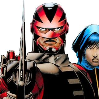 The New Warriors (NewWarriors.com)