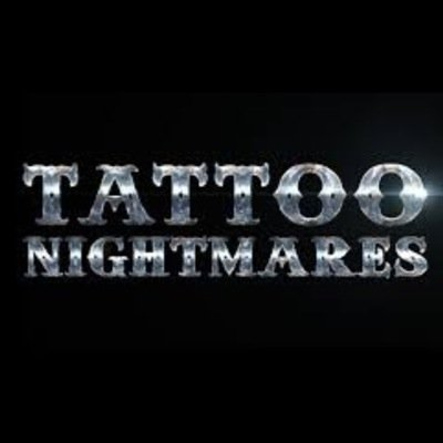 Tattoo nightmares tatoonightmares twitter for Is tattoo nightmares still on
