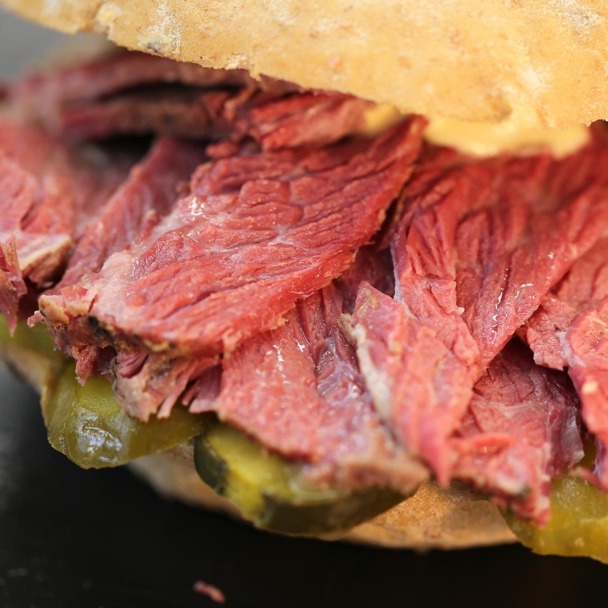 Salt beef bros saltbeefbros twitter for What to do with salt beef