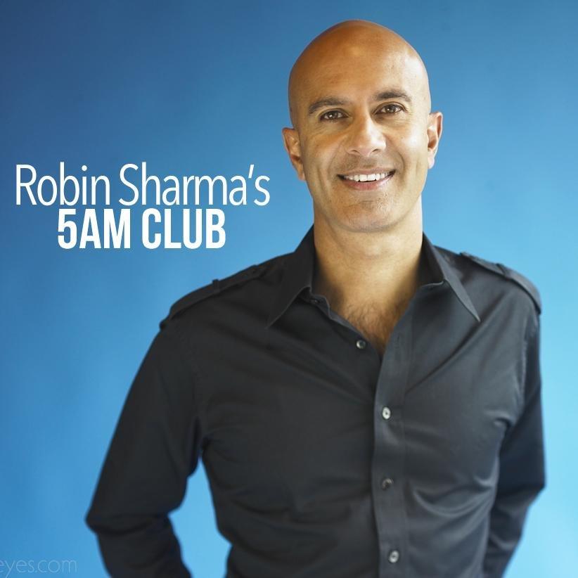 Image Gallery Robin Sharma