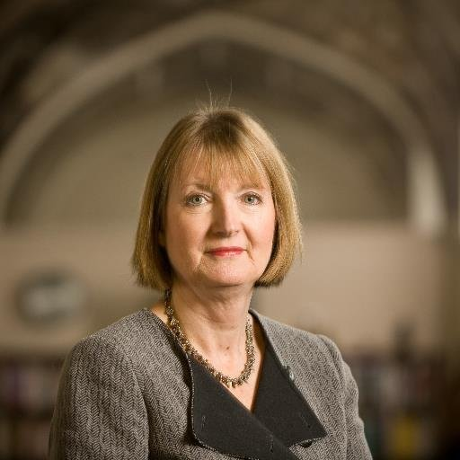 Harriet Harman Social Profile