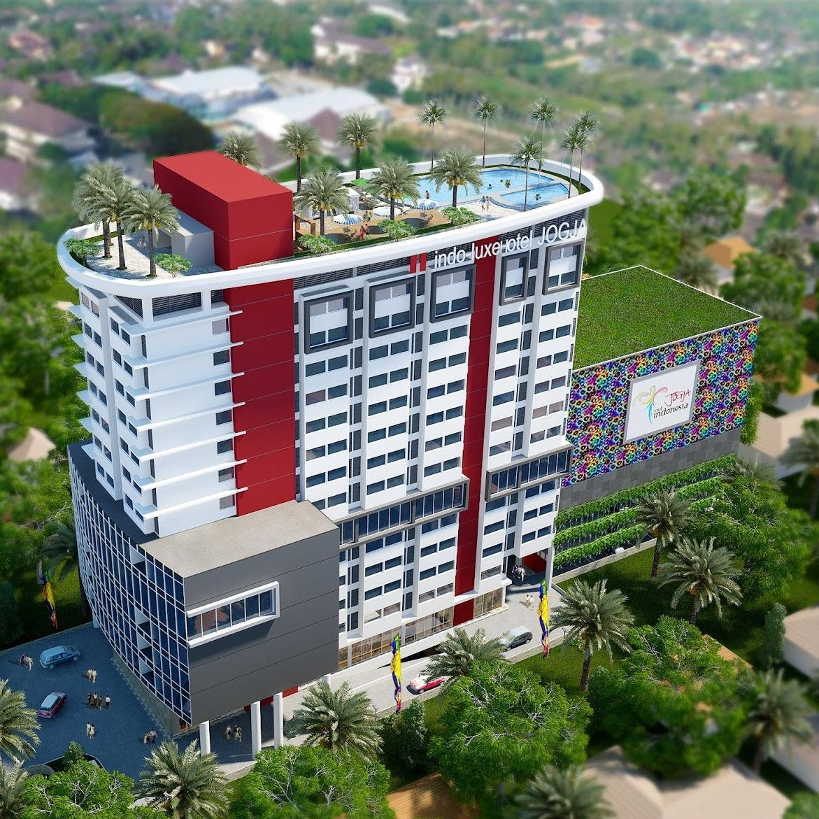 Hotel Tentrem Yogyakarta Closed: Indoluxe Hotel Jogja (@indoluxehotel)