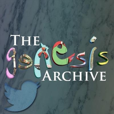 The Genesis Archive (@genesisarchive) Twitter profile photo