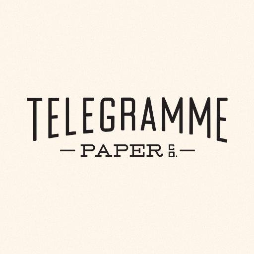 Telegramme Paper Co. Social Profile