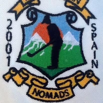 Nomads Golf Logo Nomads Golf Society