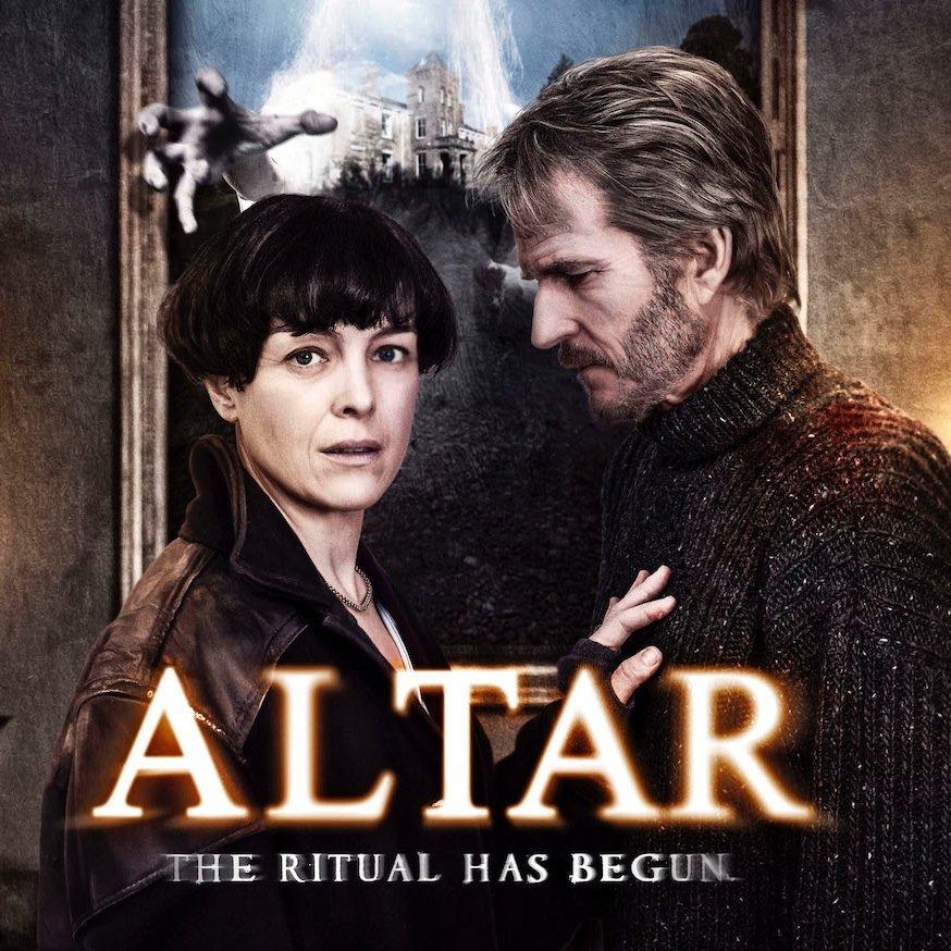 Altar (2014) [English] SL DM - Olivia Williams, Mathew Modine, Antonia Clarke, Adam Thomas Wright, Richard Dillane, Howard Lee