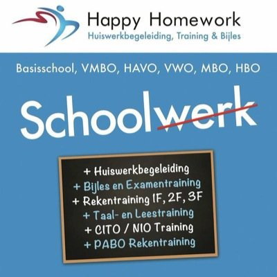 happy homework velsen zuid